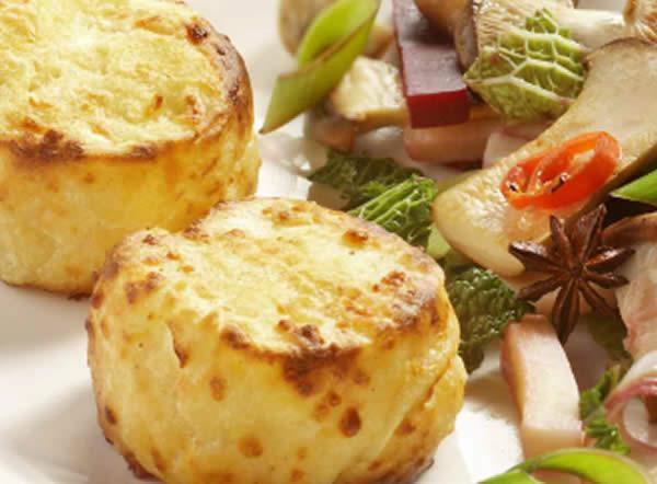 Cream Cheese Potato Gratins