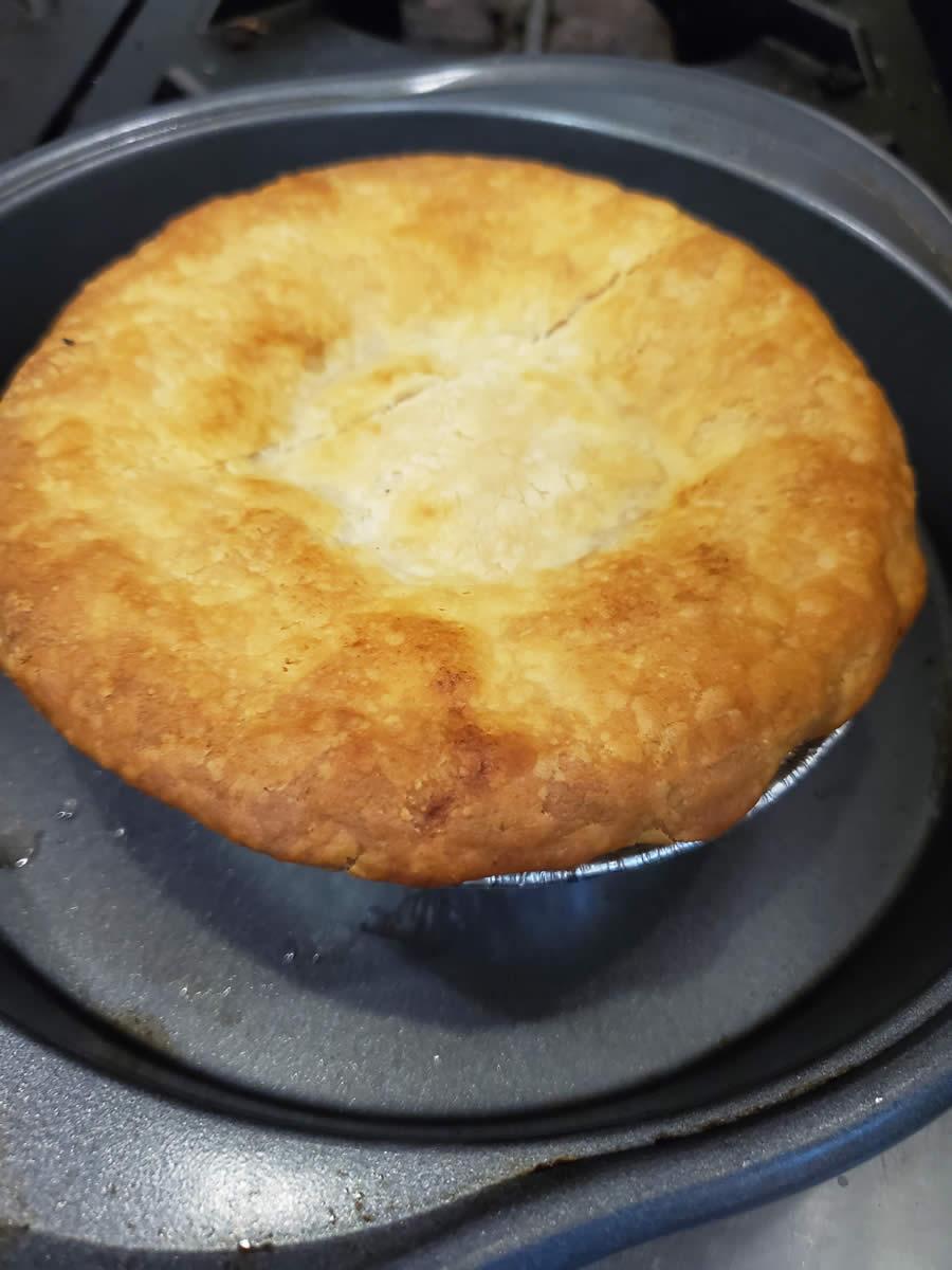 Deli Beef Pot Pie